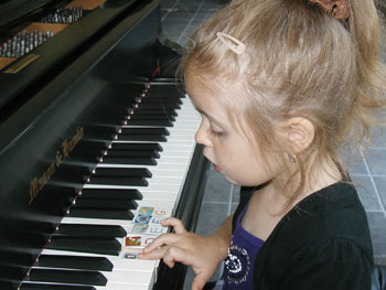 private piano lessons image