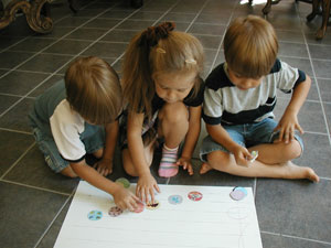 piano lessons for children image